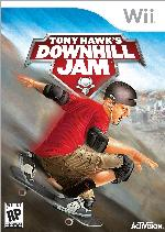 Alle Infos zu Tony Hawk's Downhill Jam (Wii)