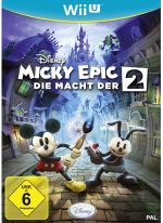 Alle Infos zu Micky Epic: Die Macht der 2 (Wii_U,Wii_U,Wii_U)