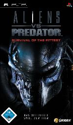 Alle Infos zu Aliens vs. Predator: Survival of the Fittest (PSP,PSP)