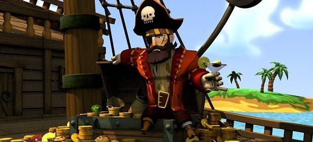 Pirates vs Corsairs: Davy Jones' Gold (Strategie) von Microïds