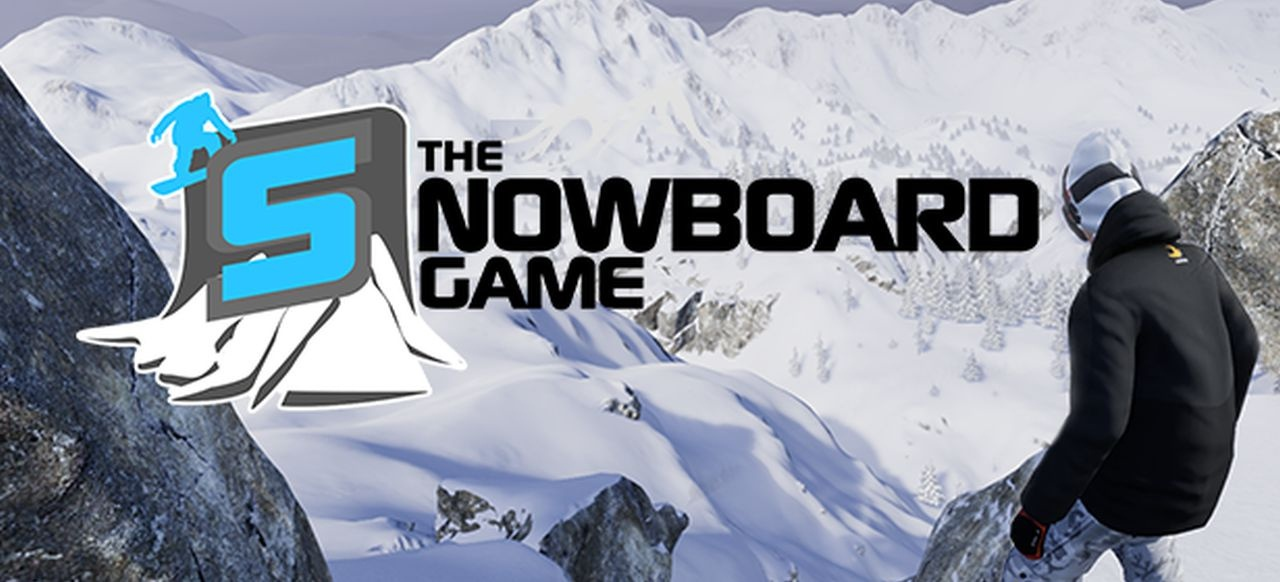The Snowboard Game (Sport) von Let it Roll Productions