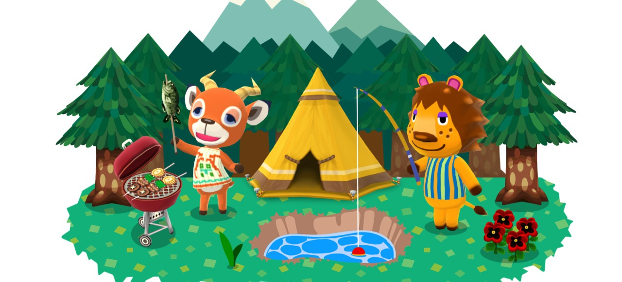 Animal Crossing: Pocket Camp (Simulation) von Nintendo