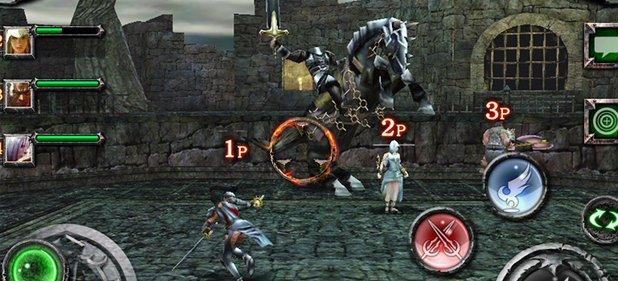 Kingdom Conquest 2 (Rollenspiel) von SEGA