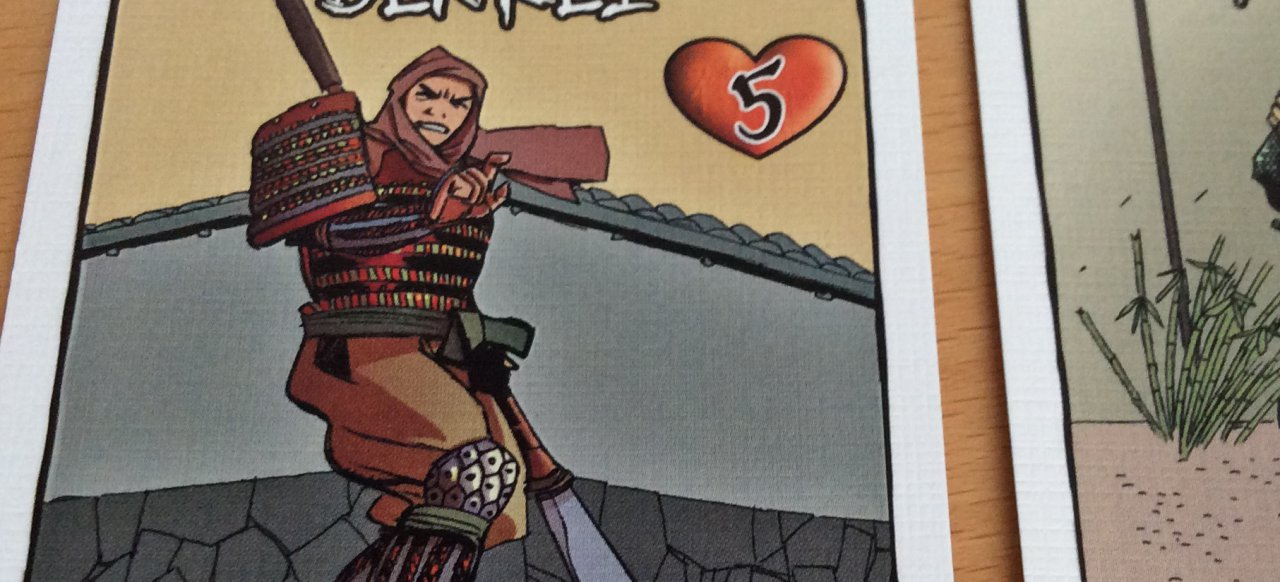 Samurai Sword (Brettspiel) von Abacus Spiele