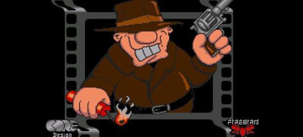 Rick Dangerous (Geschicklichkeit) von Microplay Software