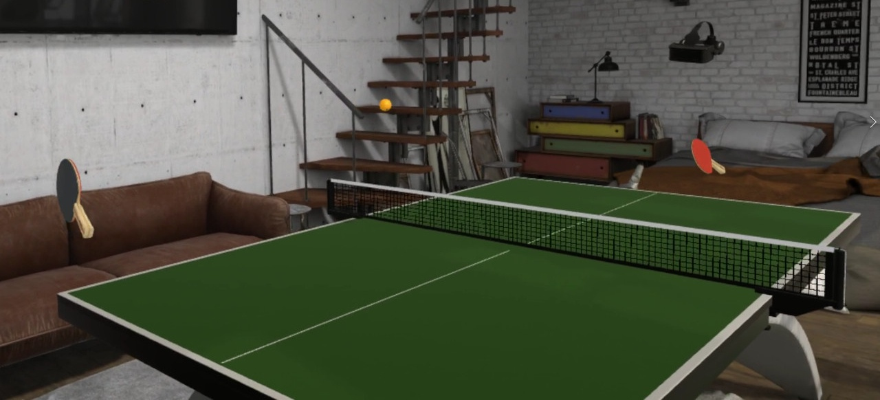 Eleven: Table Tennis VR (Sport) von For Fun Labs