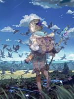 Alle Infos zu Atelier Firis: The Alchemist and the Mysterious Journey (PS_Vita)