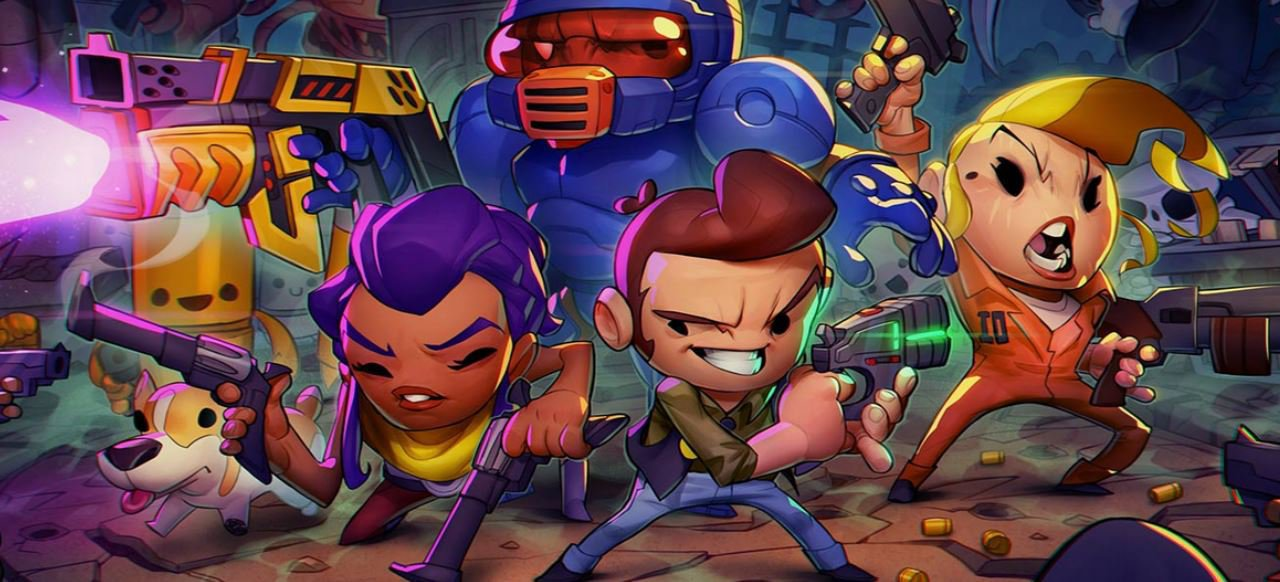 Enter the Gungeon (Action) von Devolver Digital