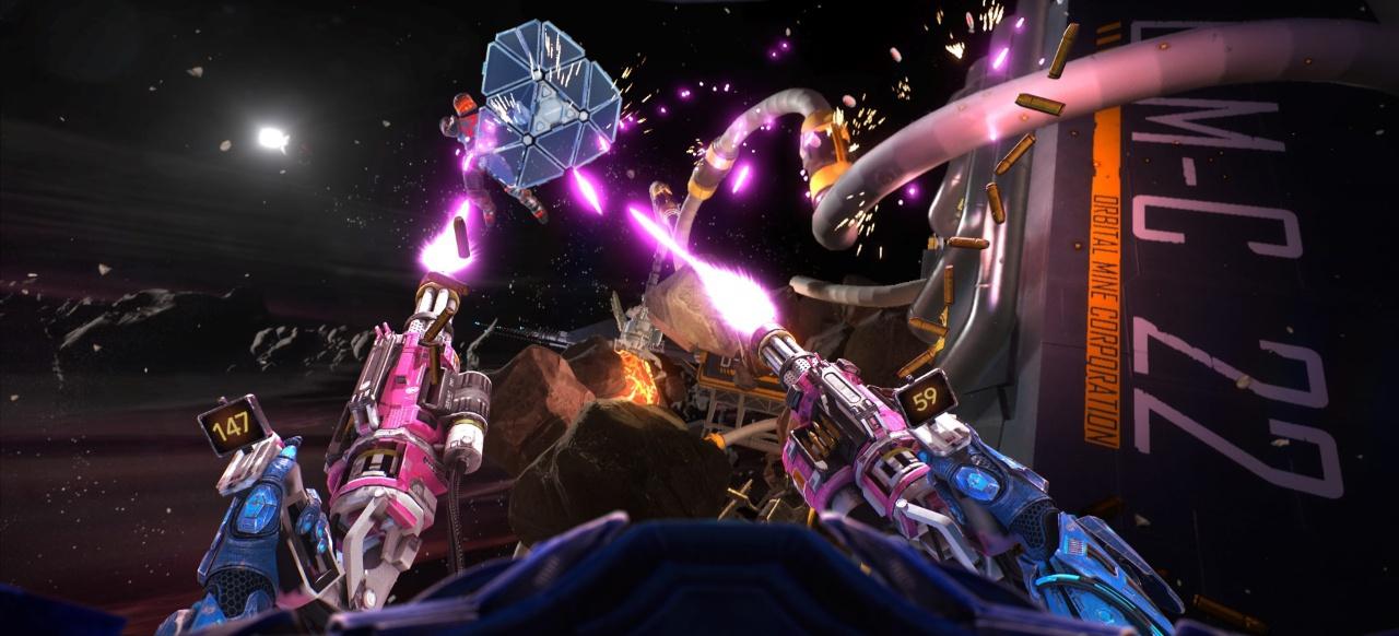 Space Junkies (Shooter) von Ubisoft