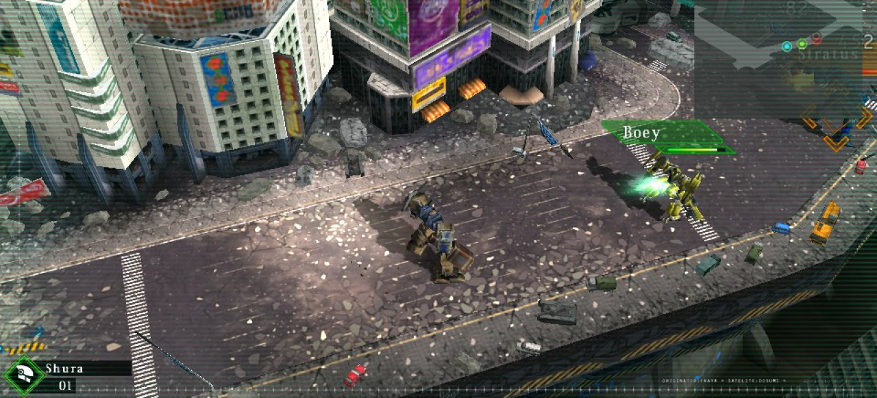 Damascus Gear: Operation Tokyo (Rollenspiel) von Arc System Works / Zen United