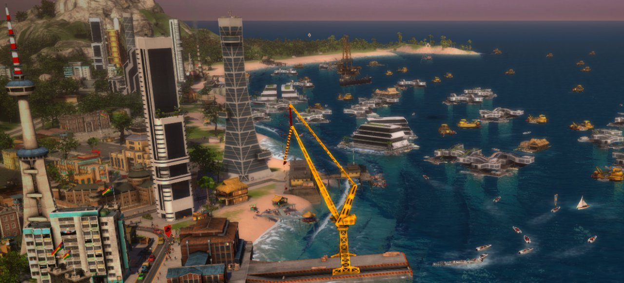 Tropico 5: Waterborne (Strategie) von Kalypso Media