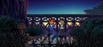 Thimbleweed Park: Bekommt eine Tipps-Hotline und mehr Dialoge zwischen Protagonisten