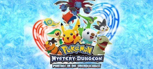Pokémon Mystery Dungeon: Portale in die Unendlichkeit (Rollenspiel) von Nintendo