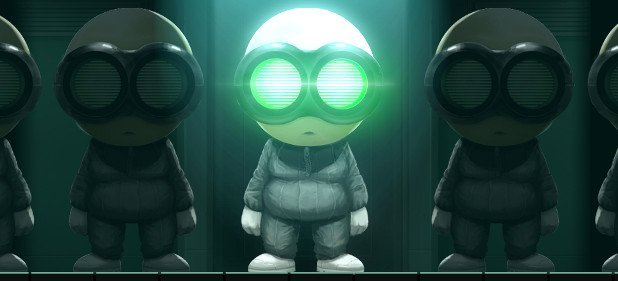 Stealth Inc.: A Clone in the Dark (Geschicklichkeit) von Sony