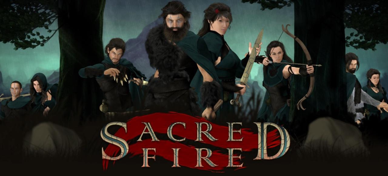 Sacred Fire (Rollenspiel) von