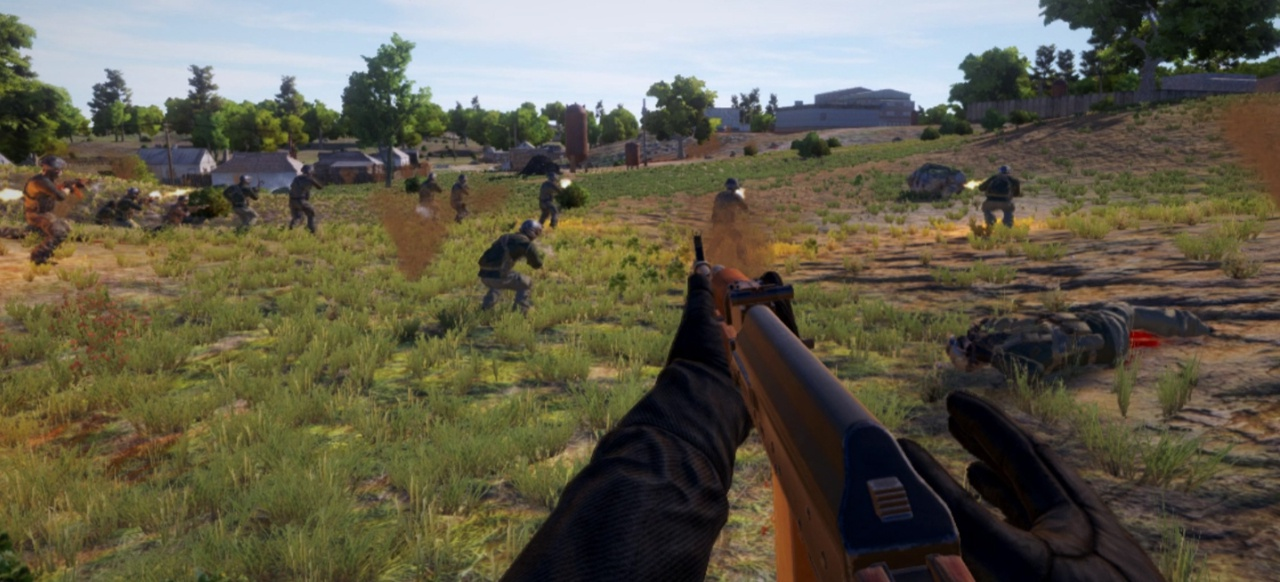 Freeman: Guerrilla Warfare (Shooter) von KK Game Studio