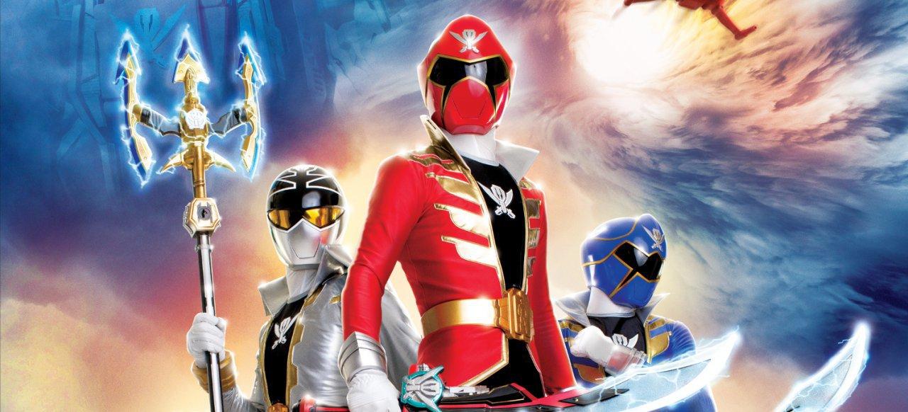 Power Rangers Super Megaforce () von BANDAI NAMCO Games