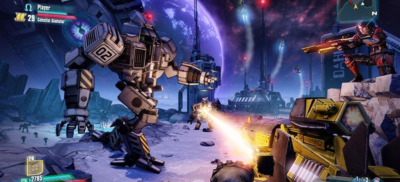 Borderlands: The Pre-Sequel! (Shooter) von 2K Games