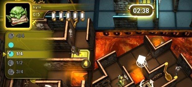 Dungeon Twister (Brettspiel) von Pro Ludo / Asmodee