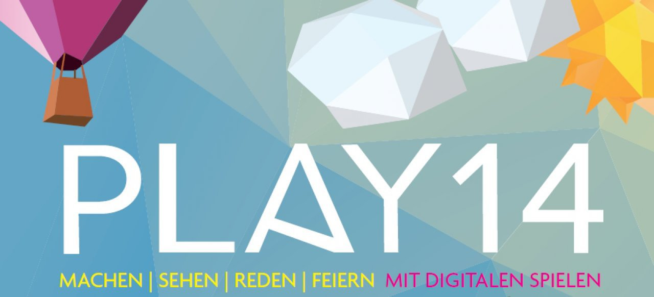 PLAY14: Festival f�r kreatives Computerspielen (Events) von Initiative Creative Gaming e.V