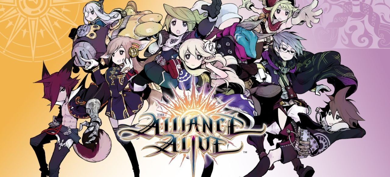 The Alliance Alive (Rollenspiel) von Atlus / SEGA
