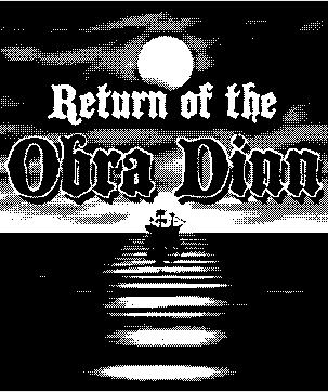 Alle Infos zu Return of the Obra Dinn (PC)