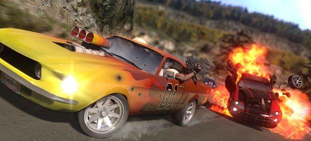 Gas Guzzlers Extreme (Rennspiel) von