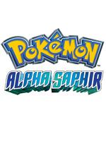 Alle Infos zu Pokémon Alpha Saphir (3DS)
