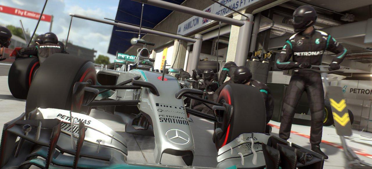 F1 2015 (Rennspiel) von Bandai Namco
