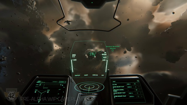 Squadron 42: Pre-Alpha WIP Gameplay - Vertical Slice