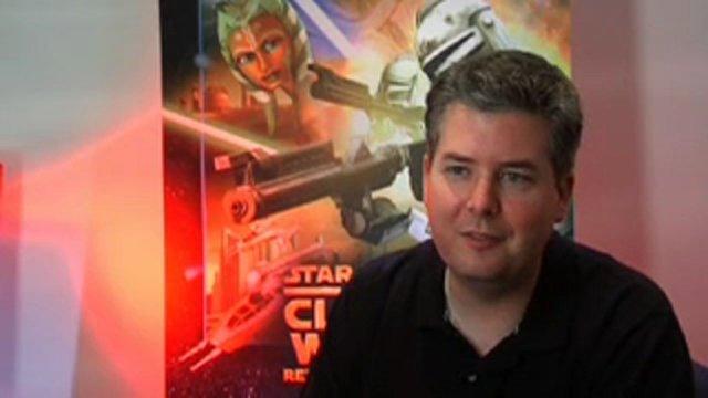 David Collins-Interview