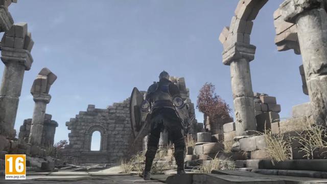 New Arena: Dragon Ruins