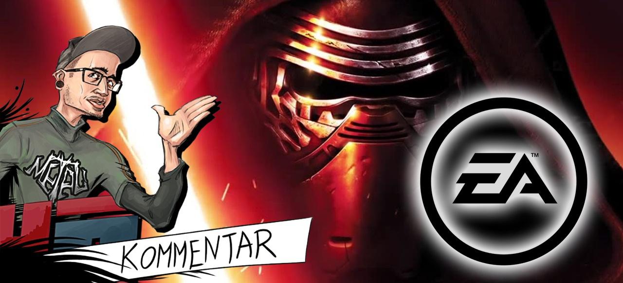Nehmt EA die Star-Wars-Lizenz weg!