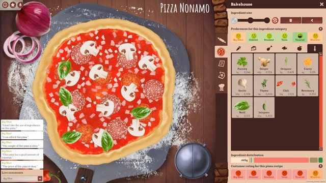 Feature Video 01: Der Pizza Creator