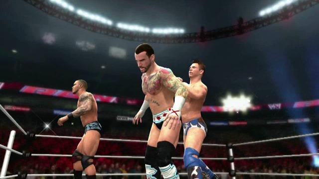 WWE Universe 3.0
