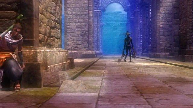 Forsaken Kingdom-Trailer