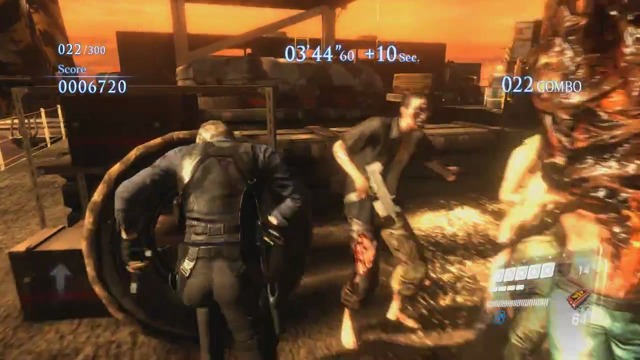 PC: Mercenaries - No Mercy