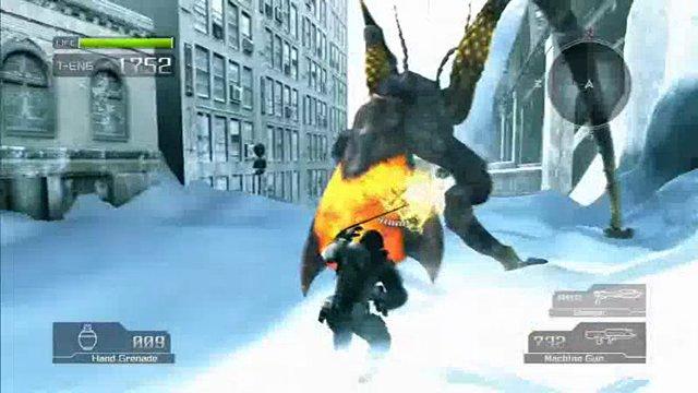 PS3-Spielszenen 1