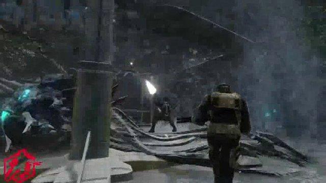 Crysis Wars - Karte Frost