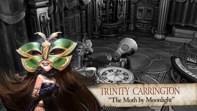 Charakter-Vorstellung: Trinity Carrington