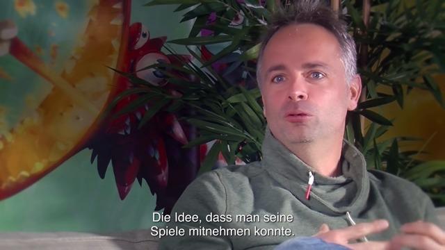 Michel Ancel spricht über die Rayman Legends