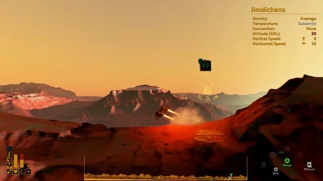 Tutorial-Trailer #3: Landungsmissionen