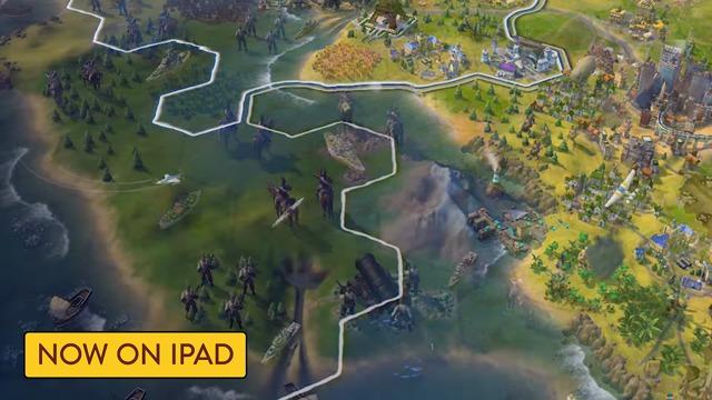 iPad-Trailer