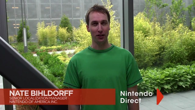 Nintendo Direct-Video