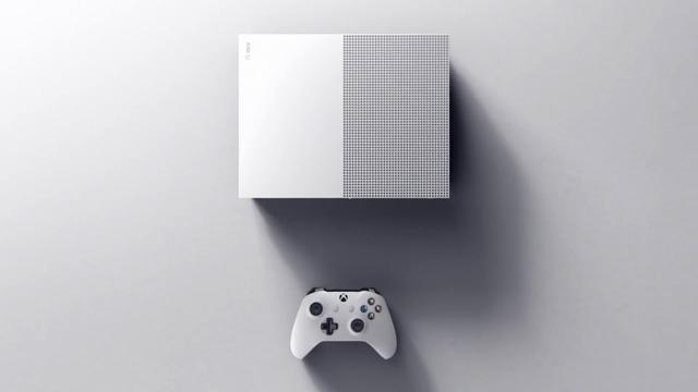 Xbox One S Werbespot