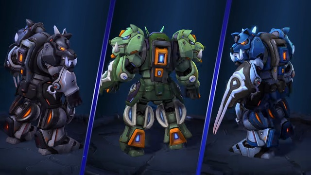 In Development: Blaze, New Skins, and More