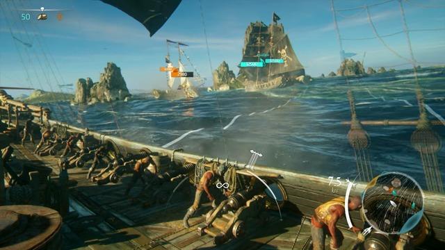 E3 2017: Spielszenen Multiplayer und PvP