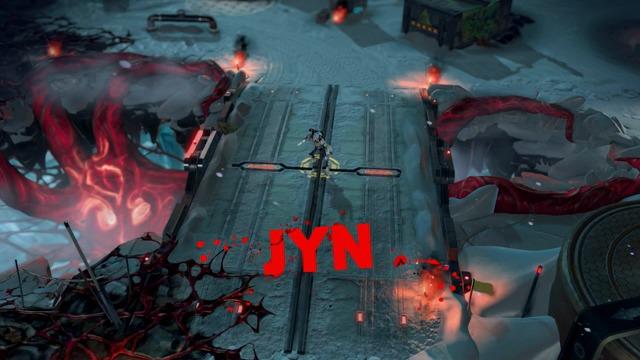 Mercs Trailer: Jyn
