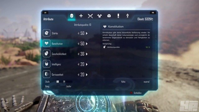 Beta: Spielszenen